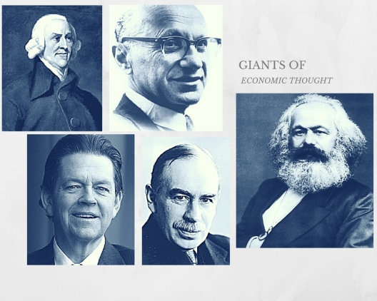 Giants of Economics